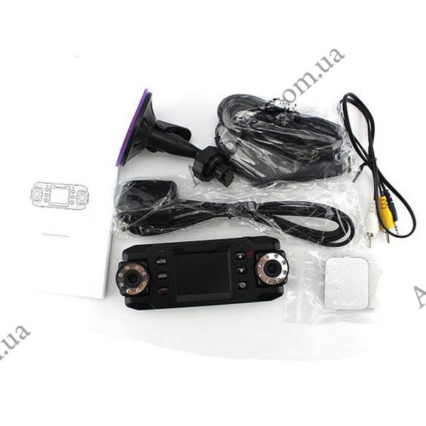 Комплектация Carcam X8000