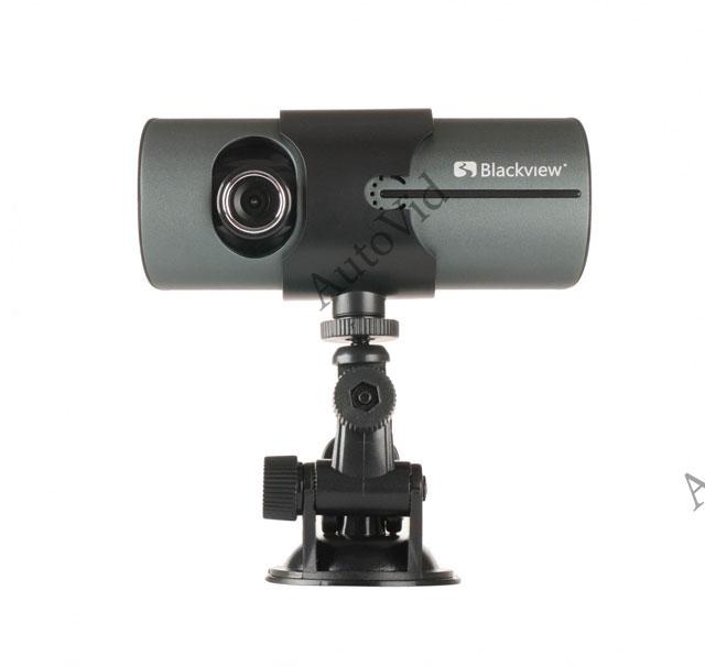 Видеорегистратор на две камеры с GPS