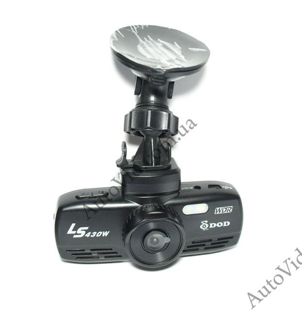 DOD LS430W с новым GPS модулем