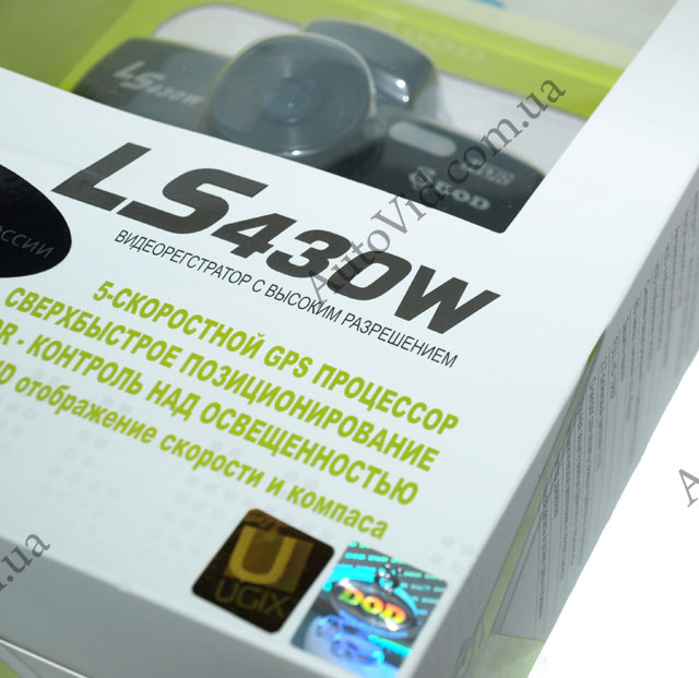Оригинал DOD LS430W купить в России