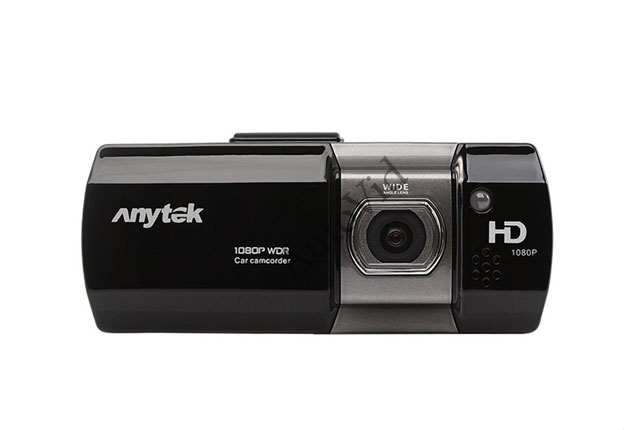 Обзор видеорегистратор Anytek AT550