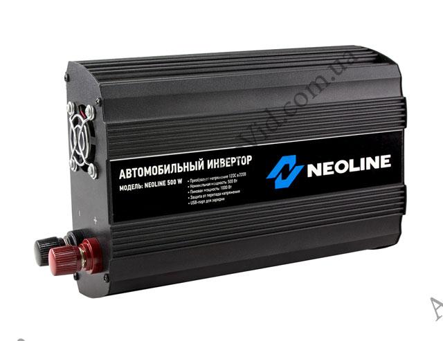 Купить преобразователь напряжения Neoline 500W