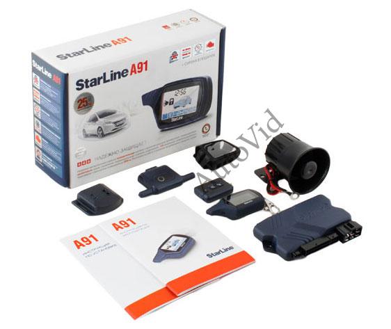 Купить StarLine A91 Dialog в крыму