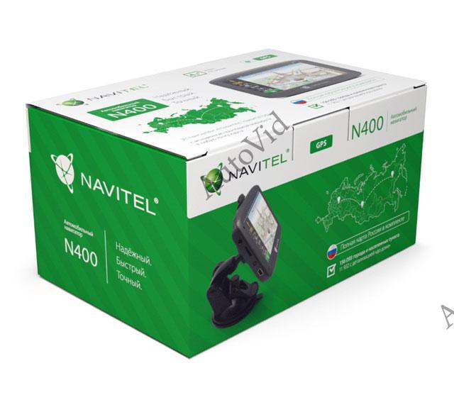 Купить с доставкой авто навигатор GPS Navitel N400