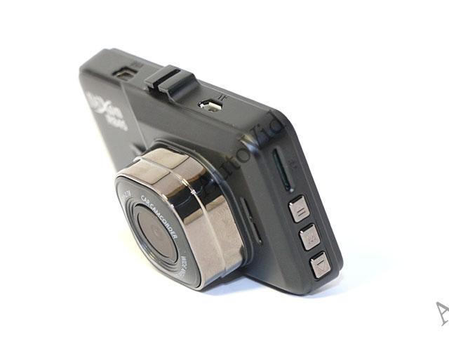 Установка и подключение авторегистратора с двумя камерами
