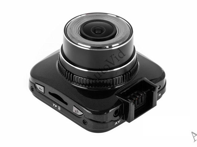 Обзор видеорегистратора Dixon F650 WDR