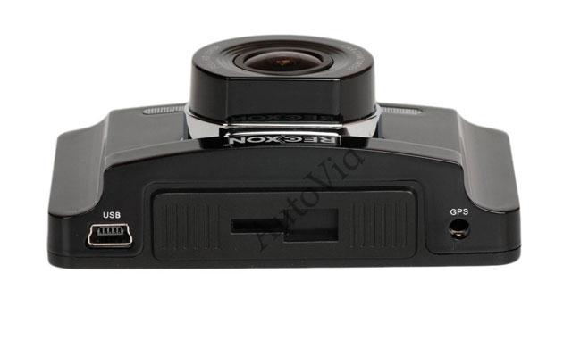 Видеорегистратор RECXON G9 с новной съемкой и GPS