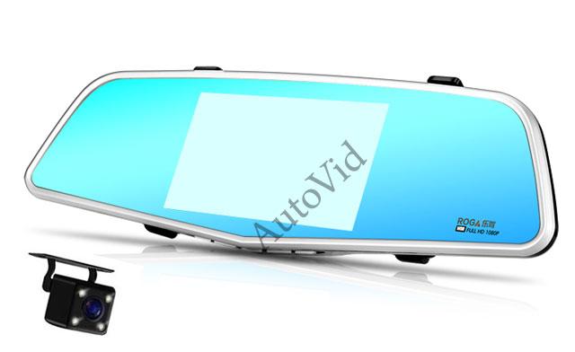 Двухкамерный видеорегистратор Roga LX8000