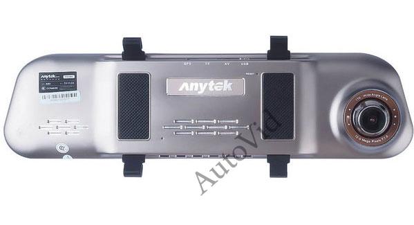 Обзор видеорегистратора Anytek A80