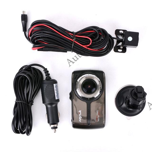Обзор автомобильный видеорегистратор Anytek G66