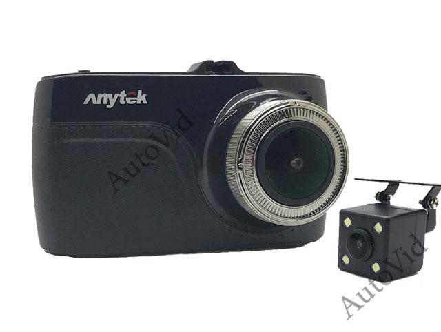 Full HD видеорегистратор Anytek G67 с технологией HDR
