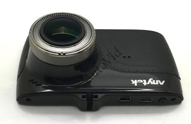 Тест и характеристики видеорегистратора Anytek G67