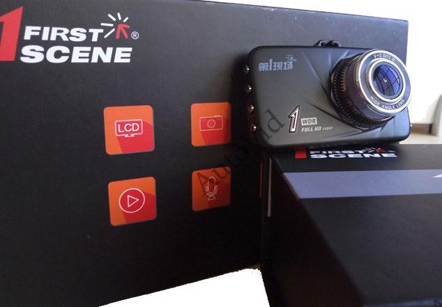 Отзывы о видеорегистраторе Firstscene D168