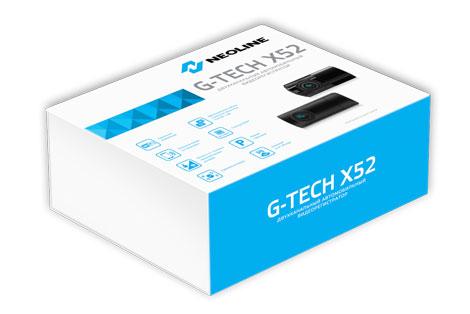 Установка и комплектация Neoline G-Tech X52