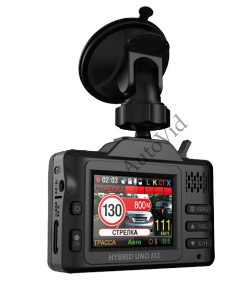 Отзывы о видеорегистраторе SilverStone F1 Hybrid Uno A12