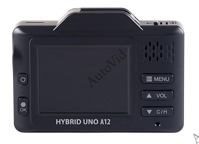 Тест радар-детектора SilverStone F1 Hybrid Uno A12