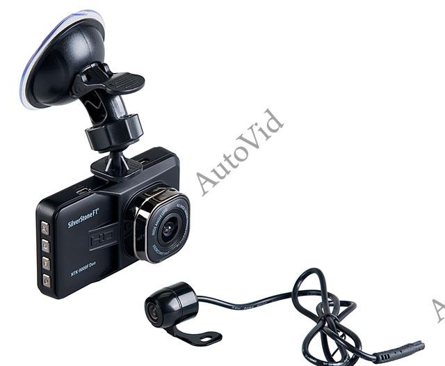 SilverStone F1 NTK-9000F Duo с двумя камерами