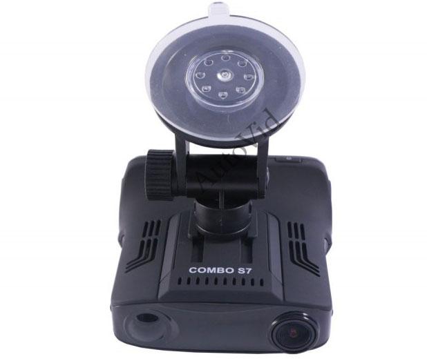 Отзывы о радар-детекторе Dixon Combo S7