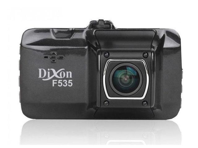 Обзор авто регистратор Dixon F535