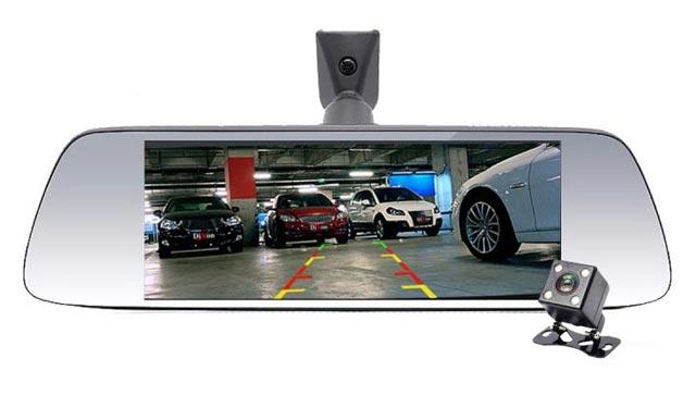 Многофункциональное зеркало на Android для автомобиля