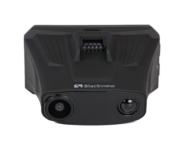 Видеорегистратор с антирадаром Blackview COMBO