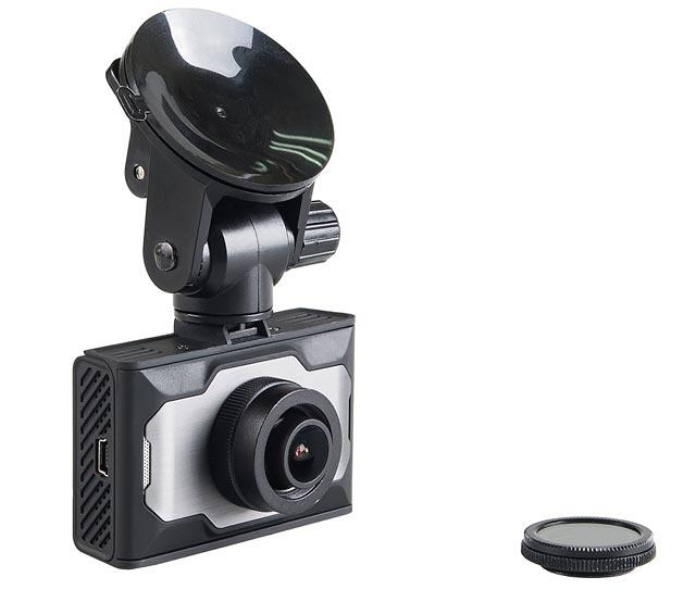 Компактный видеорегистратор SilverStone F1 CROD A85 CPL