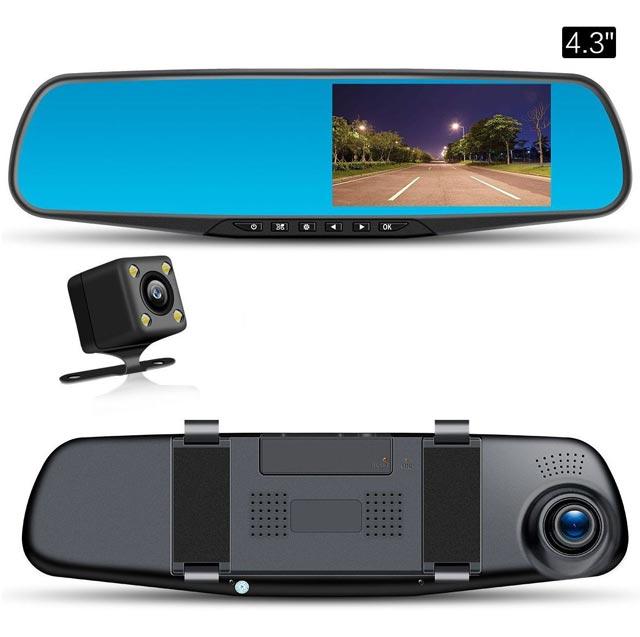 Видеорегистратор на 2 камеры ProTek M550