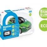 Автосигнализация StarLine E66 ECO