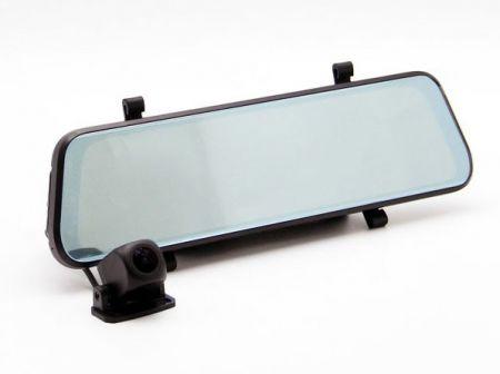 Зеркало-регистратор Eplutus D85 с камерой заднего вида